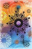 Warm Colors Florals III