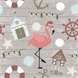 Coastal Christmas Pattern I