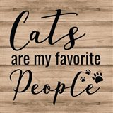Cat's Are My Favorite People