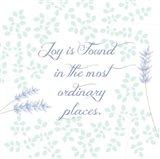 Joy Is