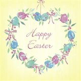 Happy Easter - Heart