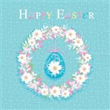 Happy Easter - Wreath