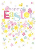 Happy Easter - Floral