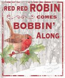 Red Red Robin
