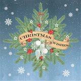 Christmas Wishes - Snowflake