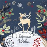 Christmas Wishes - Reindeer