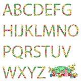 Camper Alphabet