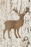 Deer in Reverse