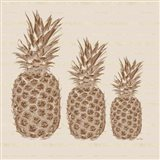 Three Pineapples