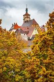 Fall Colors of Rothenburg III