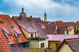 Red Roofs of Rothenburg I