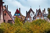 Fall Colors of Rothenburg I