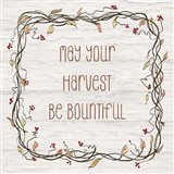 Your Harvest Be Bountiful II