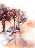 Warm Tones Landscape