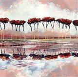 Pink Trees II