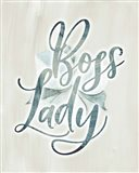Boss Lady Floral