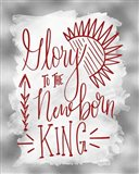 Glory to the Newborn King II