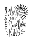 Glory to the Newborn King III