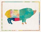 Boho Pig