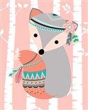 Tribal Fox Girl I