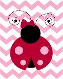 Ladybug Chevron