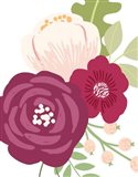 Floral Bouquet III