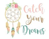 Catch Your Dreams Boho