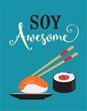 Soy Awesome Sushi