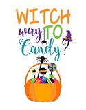Witch Way to Candy