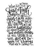 Spirit of Truth BW
