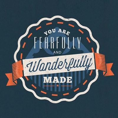 Fearfully Made - Boy Poster by Tammy Apple for $56.25 CAD