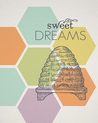 Sweet Dreams Poster by Tammy Apple for $40.00 CAD