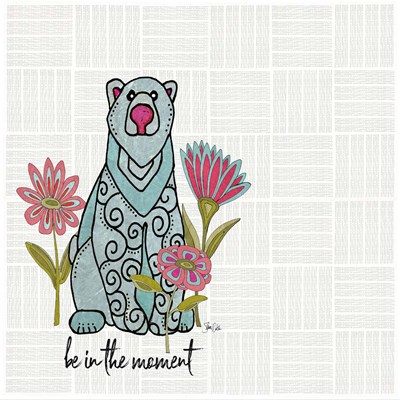Polar Bear Poster by Shanni Welsh for $48.75 CAD