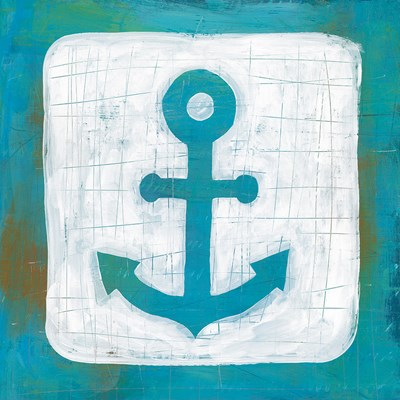 Ahoy III Poster by Melissa Averinos for $50.00 CAD