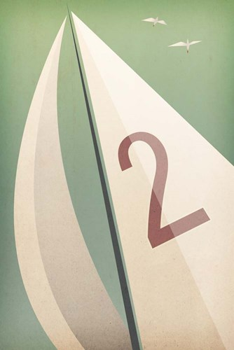 Sails VIII Poster by Ryan Fowler for $26.25 CAD