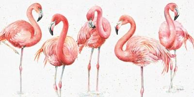 Gracefully Pink VIII Poster by Lisa Audit for $43.75 CAD