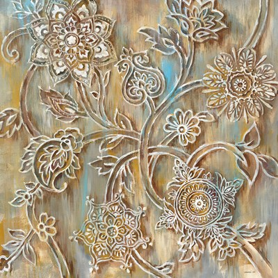 Henna Crop Poster by Danhui Nai for $81.25 CAD