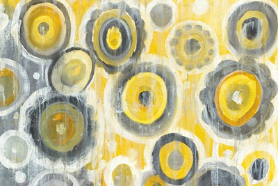 Abstract Circles Poster by Danhui Nai for $63.75 CAD
