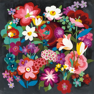 Alpine Florals Poster by Danhui Nai for $40.00 CAD