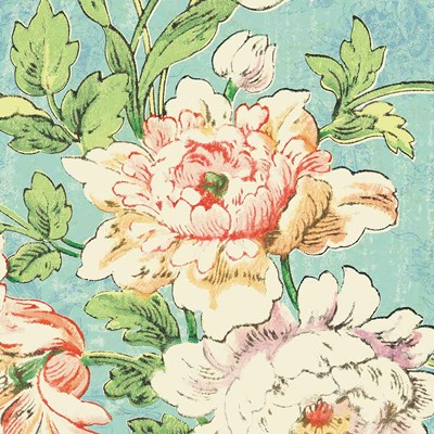 Cottage Roses VI Bright Poster by Sue Schlabach for $35.00 CAD