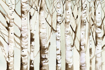 Gifts for All Trees II Poster by Kathleen Parr McKenna for $32.50 CAD