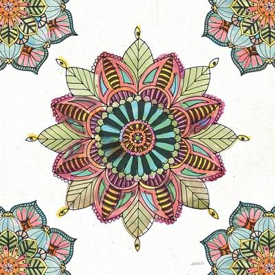 Mandala Morning VI Poster by Anne Tavoletti for $50.00 CAD