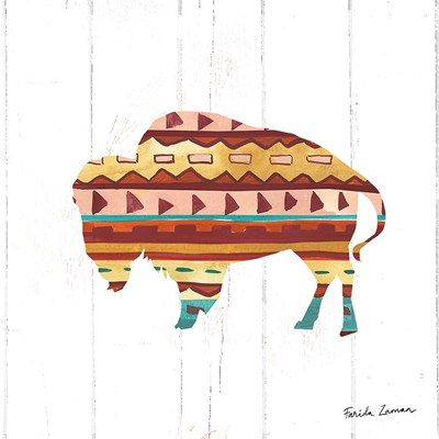 Southwestern Vibes II Poster by Farida Zaman for $48.75 CAD