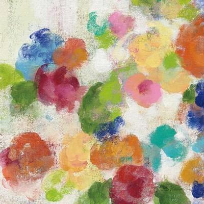Hydrangea Bouquet I Square I Poster by Silvia Vassileva for $35.00 CAD