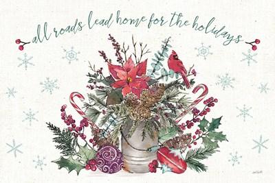 Seasonal Charm I Poster by Anne Tavoletti for $45.00 CAD