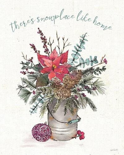 Seasonal Charm III Poster by Anne Tavoletti for $57.50 CAD