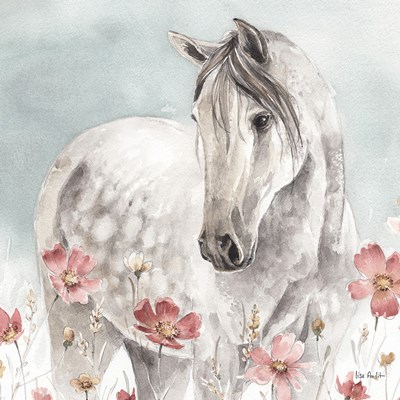 Wild Horses IV Poster by Lisa Audit for $57.50 CAD