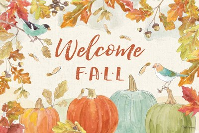 Falling for Fall I Poster by Beth Grove for $45.00 CAD