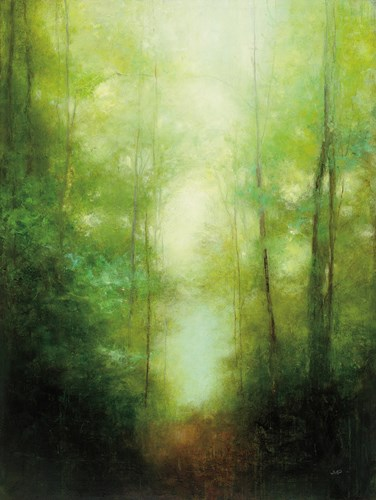 Into the Clearing Poster by Julia Purinton for $42.50 CAD