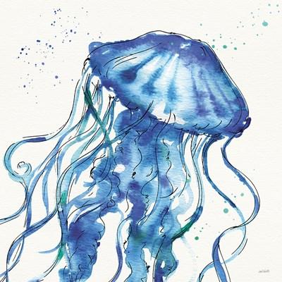 Deep Sea X Poster by Anne Tavoletti for $35.00 CAD